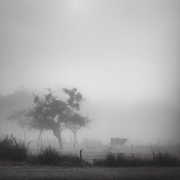 Silhouets 1 van Arjan Keers
