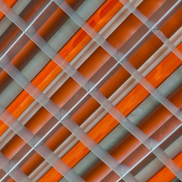 Diagonal van Paul Kampman