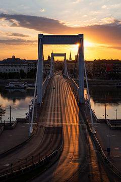 Een ochtend in Boedapest van Esmeralda holman