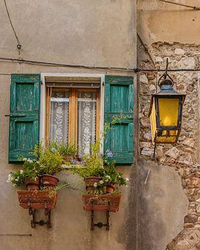 Italienische Fassade von Patrick Herzberg
