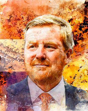 Koning Willem Alexander van Henk Bouckaert