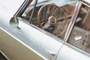 Ferrari 330 GTC klassieke Italiaans GT interieur