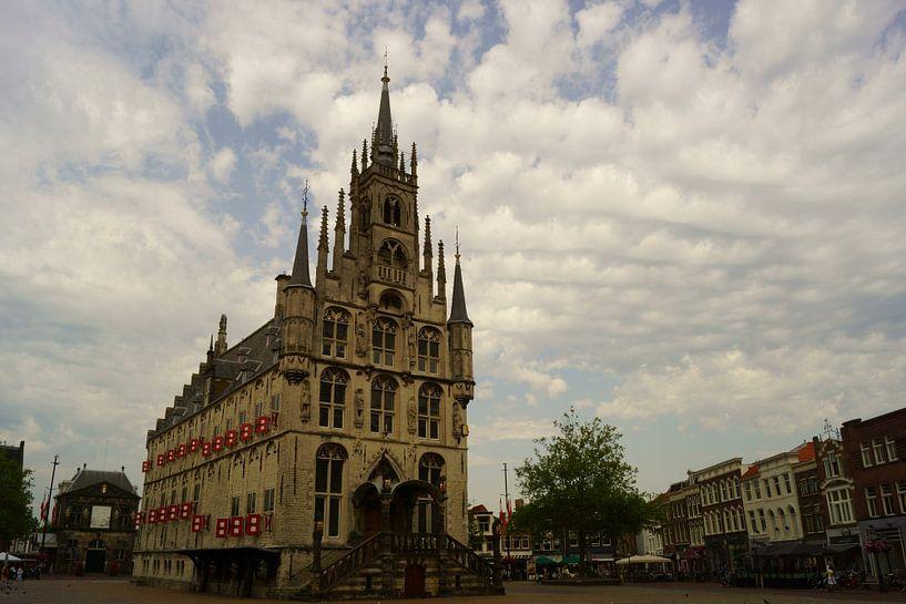 Stadhuis van Gouda van Michel van Kooten