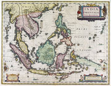 Zuidoost Azië 1633