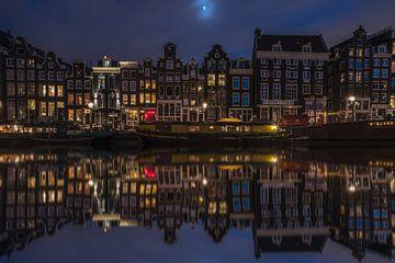 Amsterdam Singel van Angel Flores