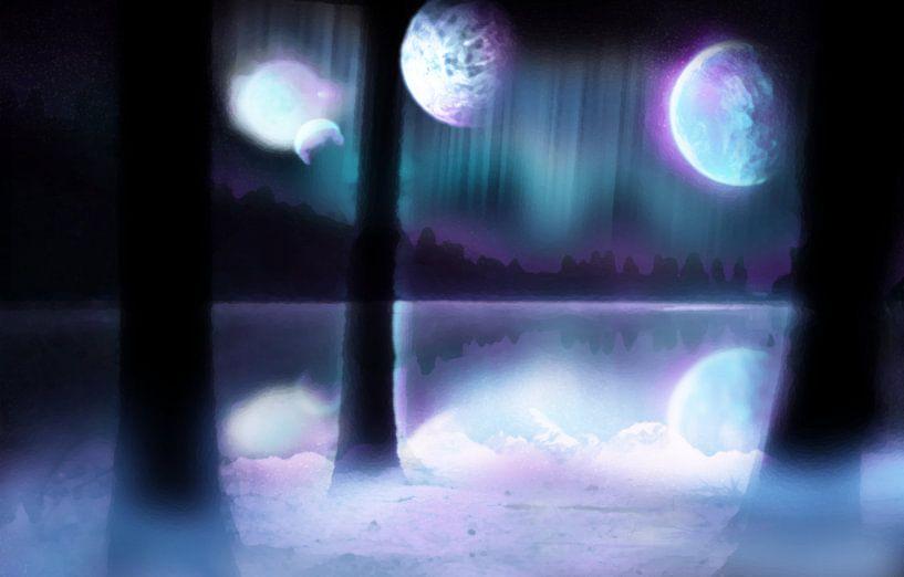 Planetarium - Painted van Jeffrey Miseroy