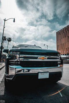 Silverado Chevrolet van Laurenz Heymann
