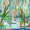 Der Teich von Nicole Habets Miniaturansicht