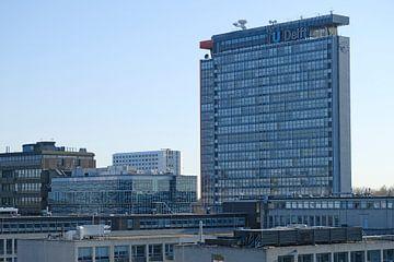 Technische Universiteit Delft overzicht van Helene van Rijn