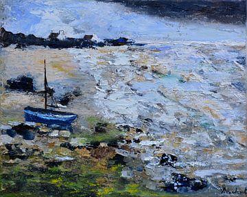Marine en Bretagne sur pol ledent