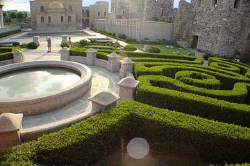 Königliche Gärten von Milou VDB