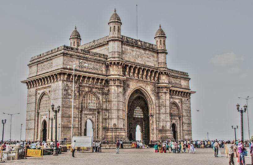 Gate of India van Alex Hiemstra