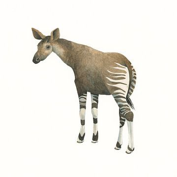 Okapi von Marieke Nelissen
