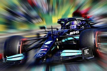 Sir Lewis Hamilton van DeVerviers