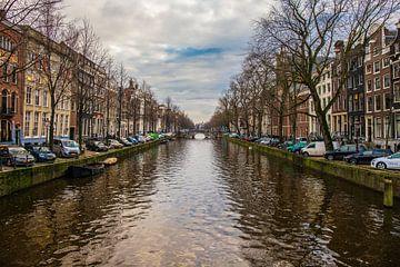 De grachten van Amsterdam von Mike Bot PhotographS