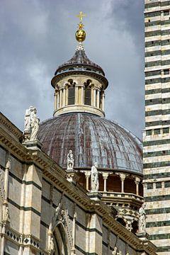 Die Kathedrale von Siena, Toskana, Italien von Discover Dutch Nature