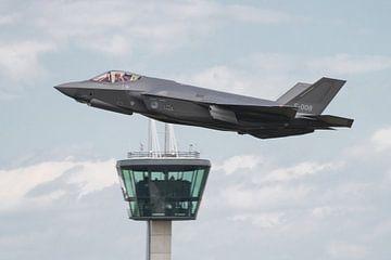 F-35 Lightning II van Wim Stolwerk