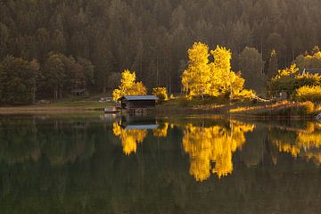 Hintersteiner See im Spätsommer von Jan Schuler