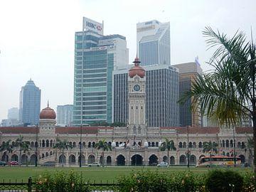 Kuala Lumpur von Christine Volpert