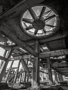 Fabrieksventilatoren Urbex