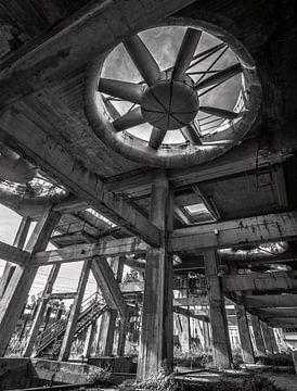 Fabrik-Fans Urbex von Olivier Van Cauwelaert
