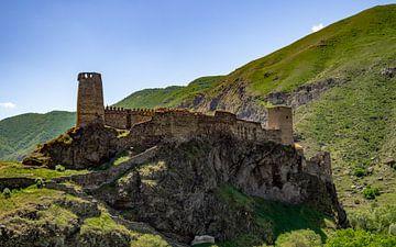Festung in den Bergen von Stijn Cleynhens