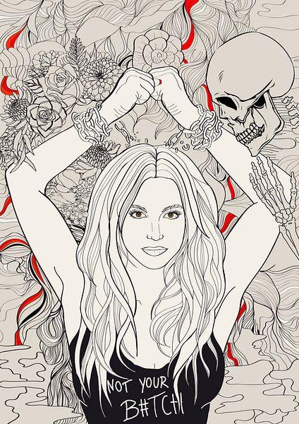Bevrijd Britney van Nettsch .