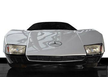 Mercedes-Benz C 111 von aRi F. Huber