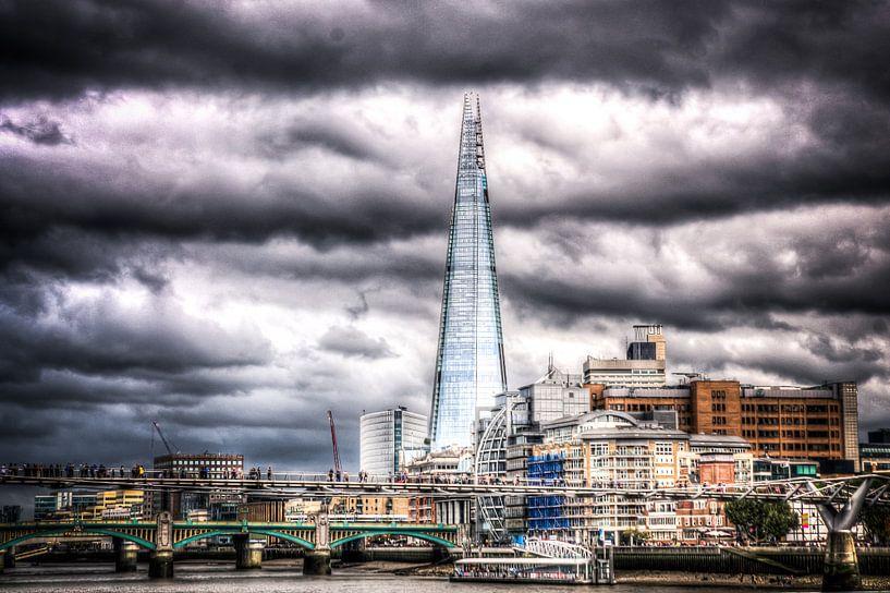 The Shard, Londen van Michiel ter Elst