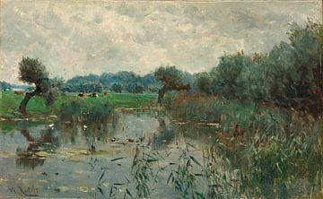 In de uiterwaarden van de IJssel, Willem Roelofs (I)