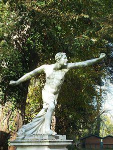 Skulptur von