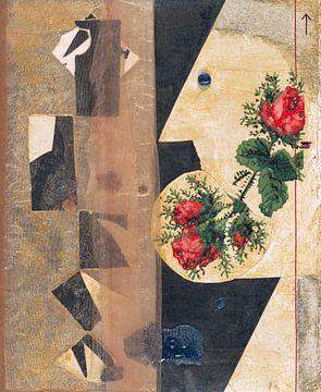 Seidenstrumpf - Kurt Schwitters, 1943 von Atelier Liesjes