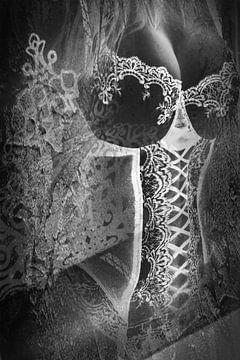 Erotiek | vrouw | sexy | woman | lady | erotic | art | kunst van Pauline Duchene