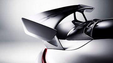 Porsche GT2 RS von Thomas Boudewijn