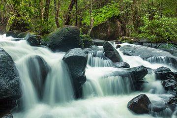 Suoi Tranh waterval von Jaap van Lenthe