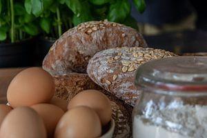 Brood en eieren