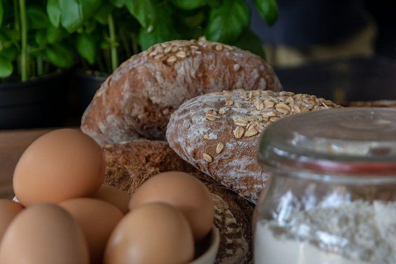 Brood en eieren von Jaco Verheul