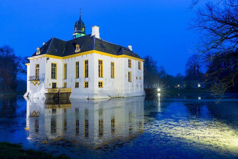 Fraeylemaborg in Slochteren van Arline Photography