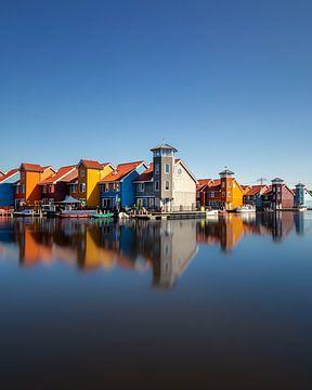 Reitdiephaven Groningen van Annette Roijaards
