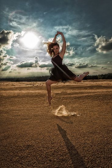 Ballerina Sprong