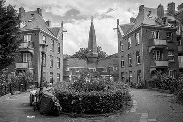 Hembrugstraat - Museum Het Schip von Hugo Lingeman