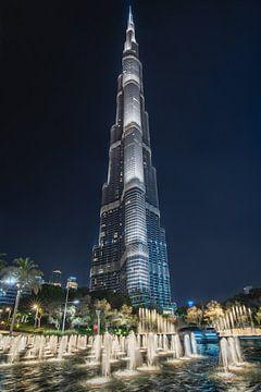Burj Khalifa sur Bart Hendrix
