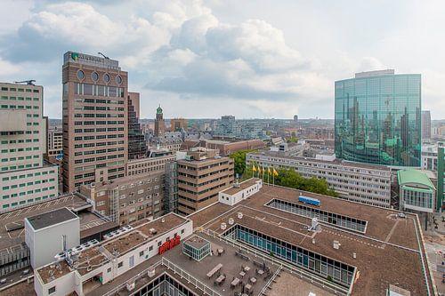 Rotterdam City Centre von Angelo van der Klift