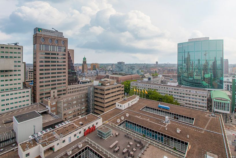 Rotterdam Centrum van Angelo van der Klift