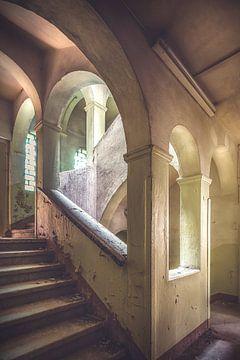 abandoned Escher lookalike sur Frans Nijland