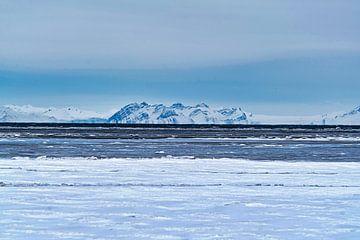 Isfjord Spitsbergen van Kai Müller