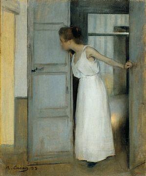 Nur über meine Leiche, 1893 von Atelier Liesjes