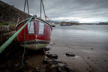 Boot im Hafen von Julian Buijzen