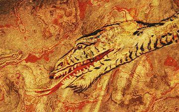 Dragon van Roswitha Lorz