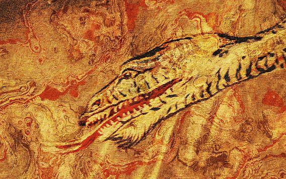 Dragon van Rosi Lorz